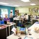 Hillel School of Tampa Teacher Workroom by Prakash Nair
