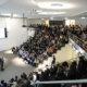 International School Brussels Gathering Stair by Prakash Nair