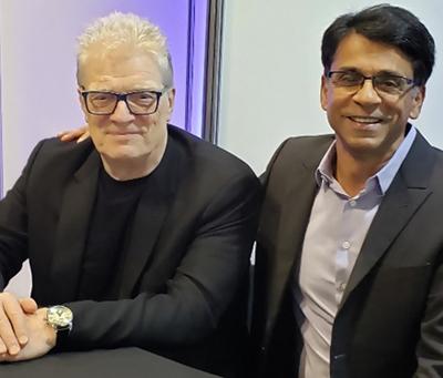 Ken Robinson| Prakash Nair