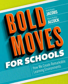 Bold-Moves-for-Education-Design-International  by Prakash Nair