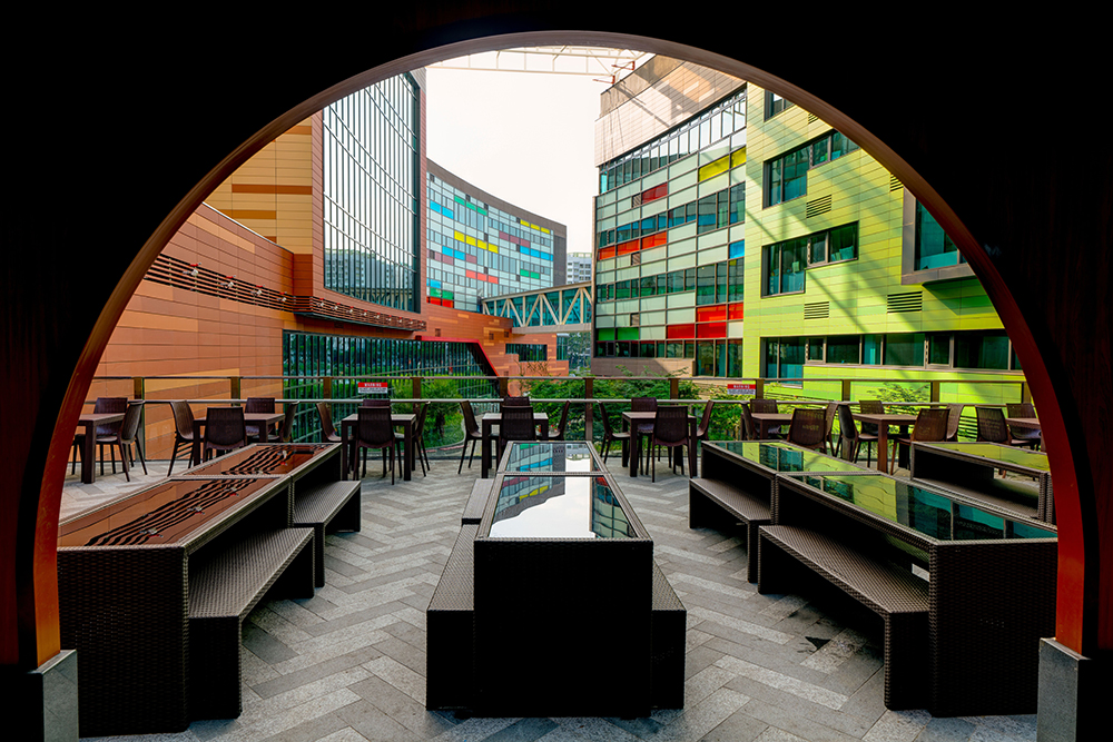 Master Planning & Architectural Design for Global Indian International School, Singapore by Prakash Nair