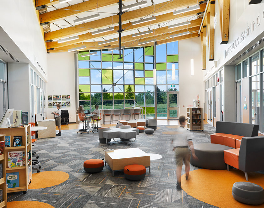 Strathcona Tweedsmuir School
