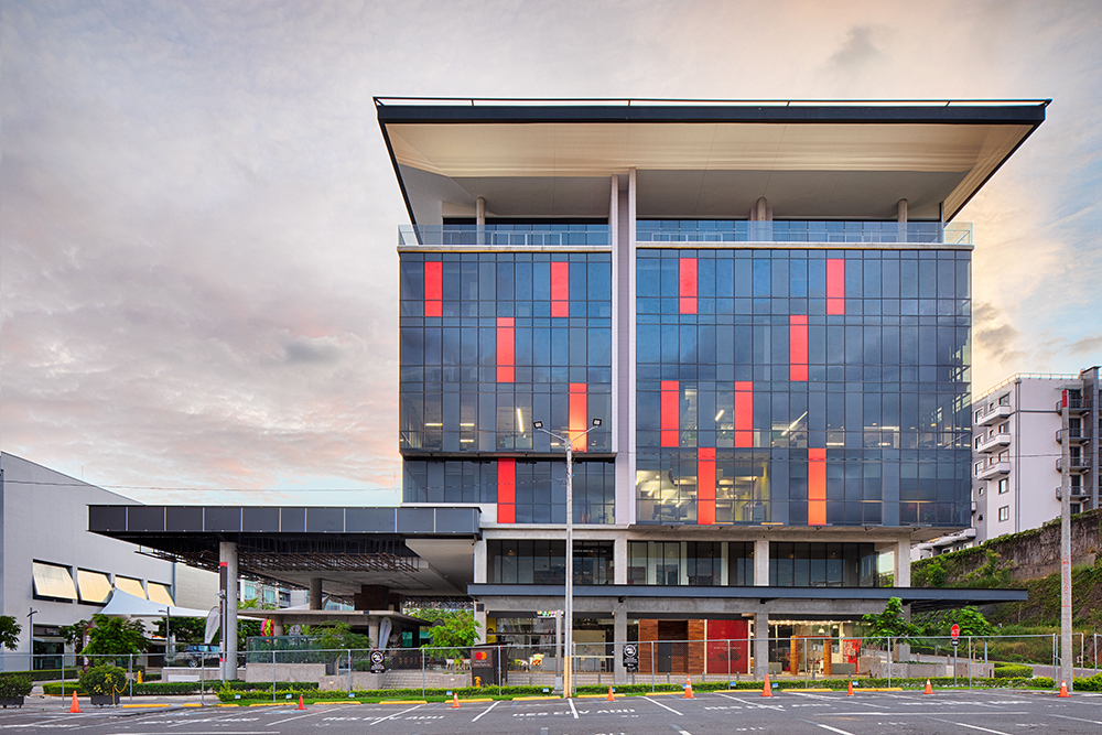 Master Plan, and Design Architect Services for Texas Tech University - Costa Rica Campus by Prakash Nair